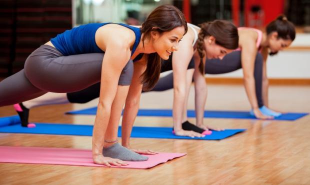 Lihaskuntoa oman kehon painolla